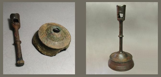 archeologische voorwerpen