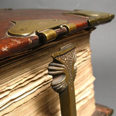 Bijbel voor restauratie