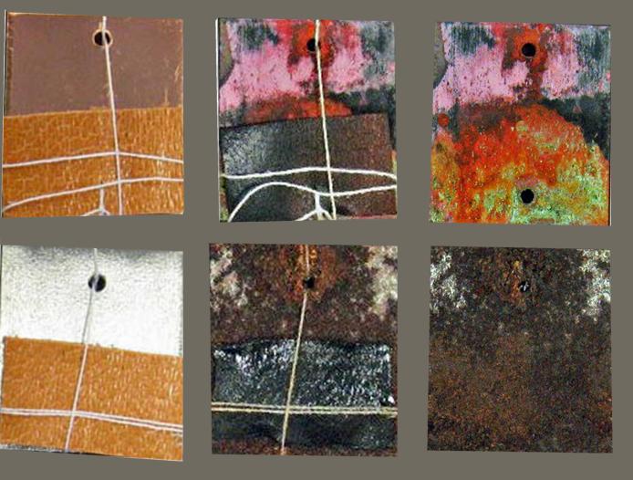 restauratie van metaal en leer